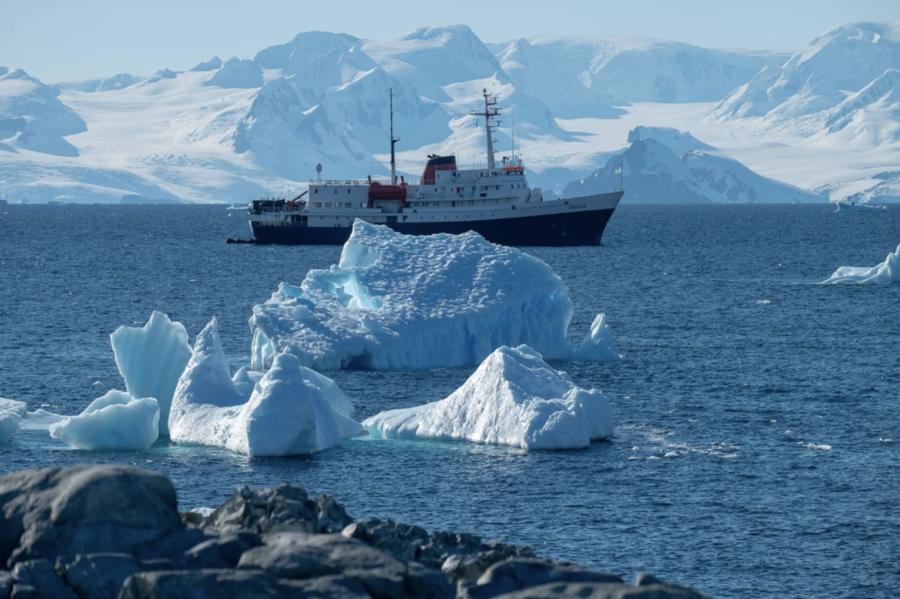 Antarctica heatwave